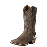 Men's Dark Desert Fire Creek Boot by Ariat