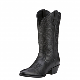 Women's Black Heritage Western Boot by Ariat