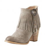 Women's Taupe Suede Unbridled Boot by Ariat