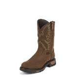 Waterproof Men's Tan Cheyenne Work Boot from Tony Lama