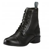Women's Black Heritage IV Paddock Lace Up Boot by Ariat