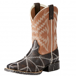 Kid's Phantom Tycoon Boot with Glow in the Dark Stitching by Ariat