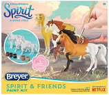 Deluxe Spirit and Friends Painting Kit by Breyer