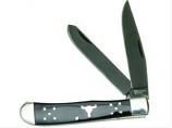 Stockyard Trapper Black Knife
