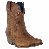 Women's Light Brown Adobe Rose Boot by Dingo