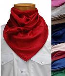 Silk Jacquard Wild Rags by M & F