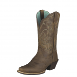 Women's Distressed Brown Legend Boot by Ariat