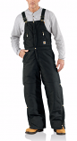 Men's Arctic Lined Extremes Zip to Waist Overalls by Carhartt