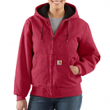 Women's Sandstone Active Quilted Line Jacket by Carhartt
