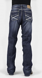 Men's Relaxed Fit Boot Cut Jeans by Stetson