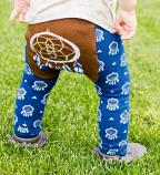 Kid's Dream Catcher Leggings by Doodle Pants