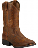 Kids Honor Square Toe Boot by Ariat