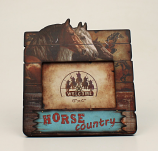 """""""Horse Country"""" Picture Frame by M&F"""