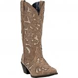 Women's Tan Sharona Boot by Laredo Boots