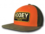 """Hometown"" Ornage & Green Trucker by Hooey"
