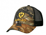 Men's Ariat Camo Trucker Ball Cap by Ariat