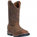 Men's Blayde Waterproof Pull On Work Boots by Dan Post