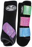 Glitter Front and Rear Boots By Professionals Choice