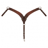 Working Cowboy Roper Breast Collar by Weaver