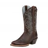 Women's Brown Oiled Legend Boot by Ariat