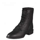 Men's Black Heritage Lacer Boot by Ariat