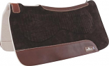 Suede and Felt Zone Pad by Classic Equine