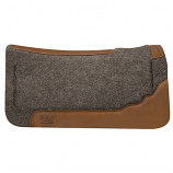 Contoured Layered Felt Saddle Pad with EVA Sport Foam Insert by Weaver
