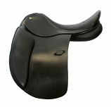 "17 1/2"" Henri de Rivel Pro Buffalo Dressage Saddle by JPC"
