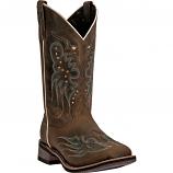 Women's Dark Tan Sadie Boot by Laredo Boots
