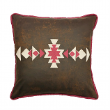 Aztec Southwestern Pillow by HiEnd Accents