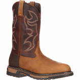 Men's Branson Round Toe Boot by Rocky