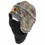 Men's Camo Fleece 2-in-1 Headwear by Carhartt