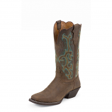Women's Sorrel Apache Stampede Boot by Justin