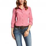 Women's Kirby Rose Cultivar Tek Shirt by Ariat