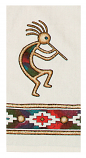 Canyon Dance Terry Towel by Kay Dee Designs