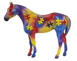 Hope Autism Benefit Horse by Breyer