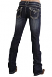 Women's Hollywood Boot Cut Jean by Stetson