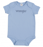 Boy's Blue Onesie by Wrangler