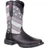 Men's Faded Black Flag Rebel Boot by Durango