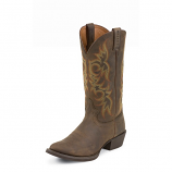 Men's Sorrel Apache Stampede Western Boot by Justin