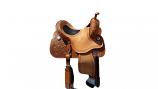 "14"" Sherry Cervi Crown C Barrel Saddle by Martin Saddlery"
