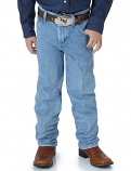 Boy's Original Fit Stonebleached Jeans by Wrangler
