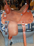 "14"" Chestnut Crown C with Elephant Seat by Martin"