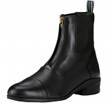 Women's Black Heritage IV Paddock Zip Boot by Ariat