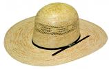 Twister Open Crown Bangora Hat by M&F