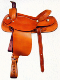 Kid's 200-K Dakota Roper Saddle