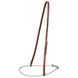 Rope and Latigo Leather Noseband by Weaver