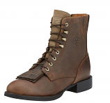 Women's Brown Heritage Lacer II Boot by Ariat
