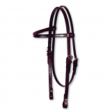 "5/8"" Arabian Browband Headstall By Circle Y"