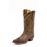 Womens Bark Santa Fe Boot by Tony Lama